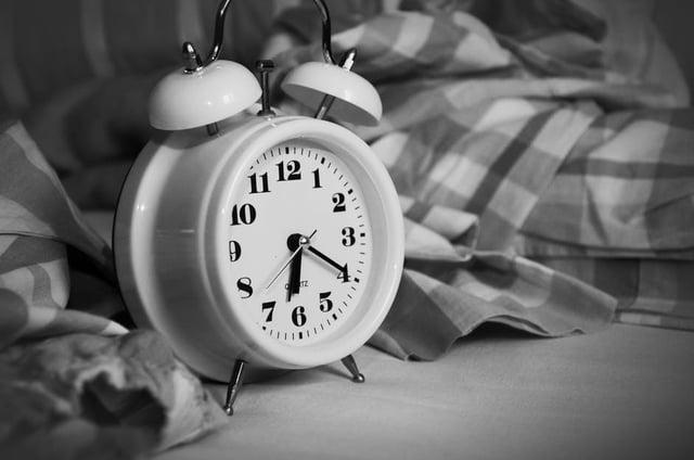 Image of an alarm clock