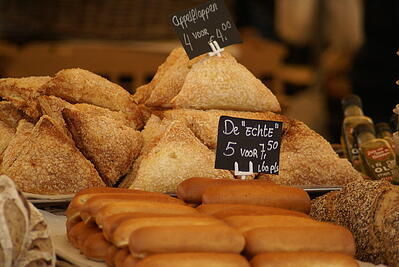Appelflappen - Food in the Netherlands