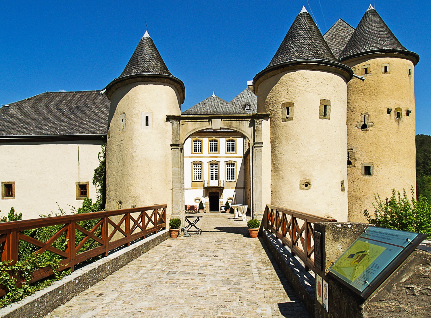 Image of Bourglinster Castle