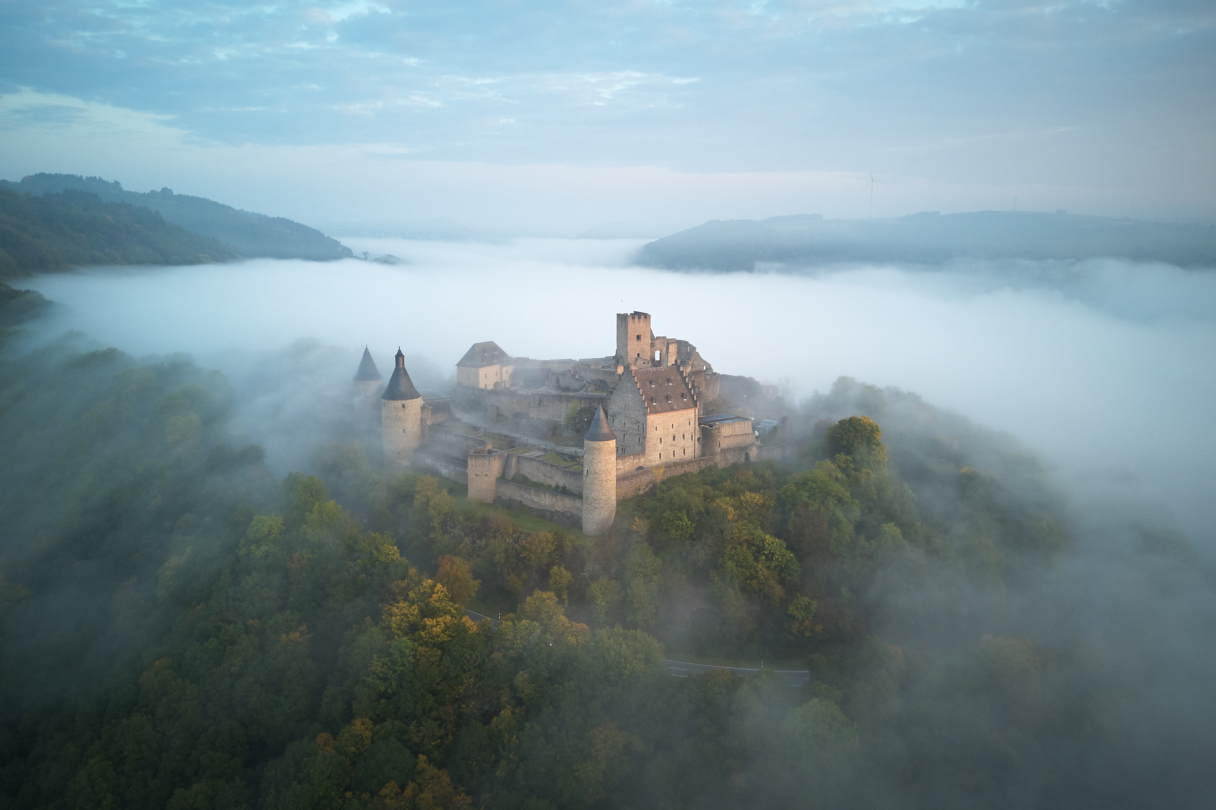 Image of Bourscheid Castle
