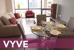 This is an image of Dwellworks' corporate housing property, Vyve
