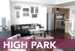 This is an image of Dwellworks' corporate housing property, High Park