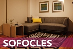 This is an image of Dwellworks' corporate housing property, Sofocles