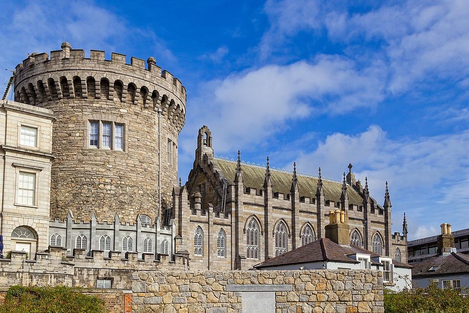 An image of Dublin Castle