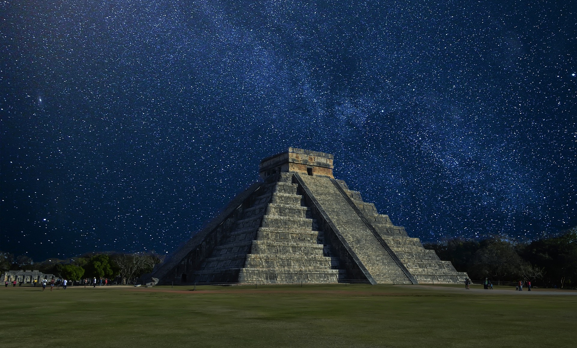 Image of Chichen Itza