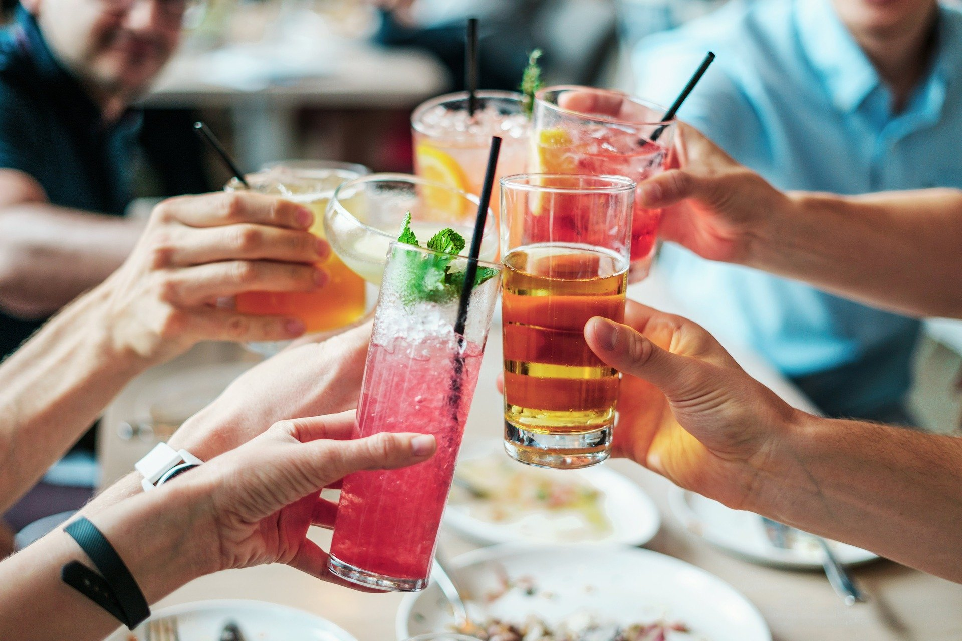 Image of cocktails