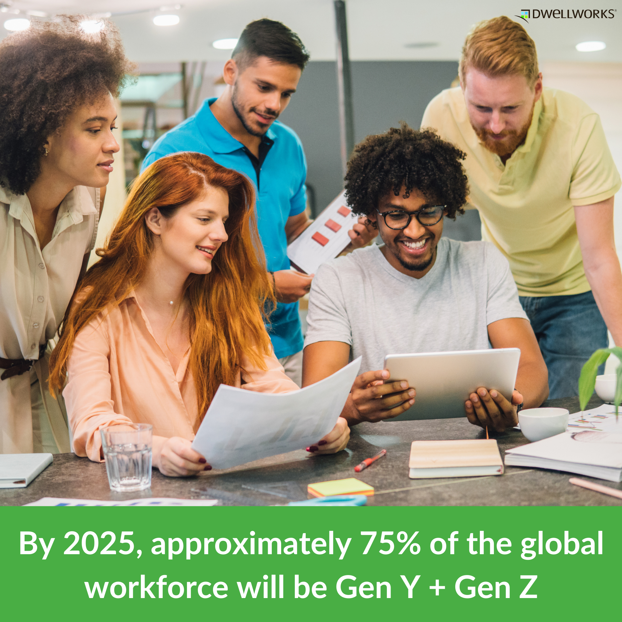 DW Young Workforce Infographic DWL Blog