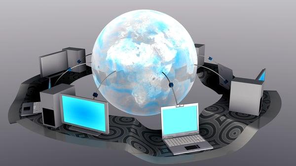Image representing data portability