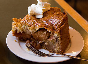 Dutch Apple Pie - Appeltaart - Food in the Netherlands