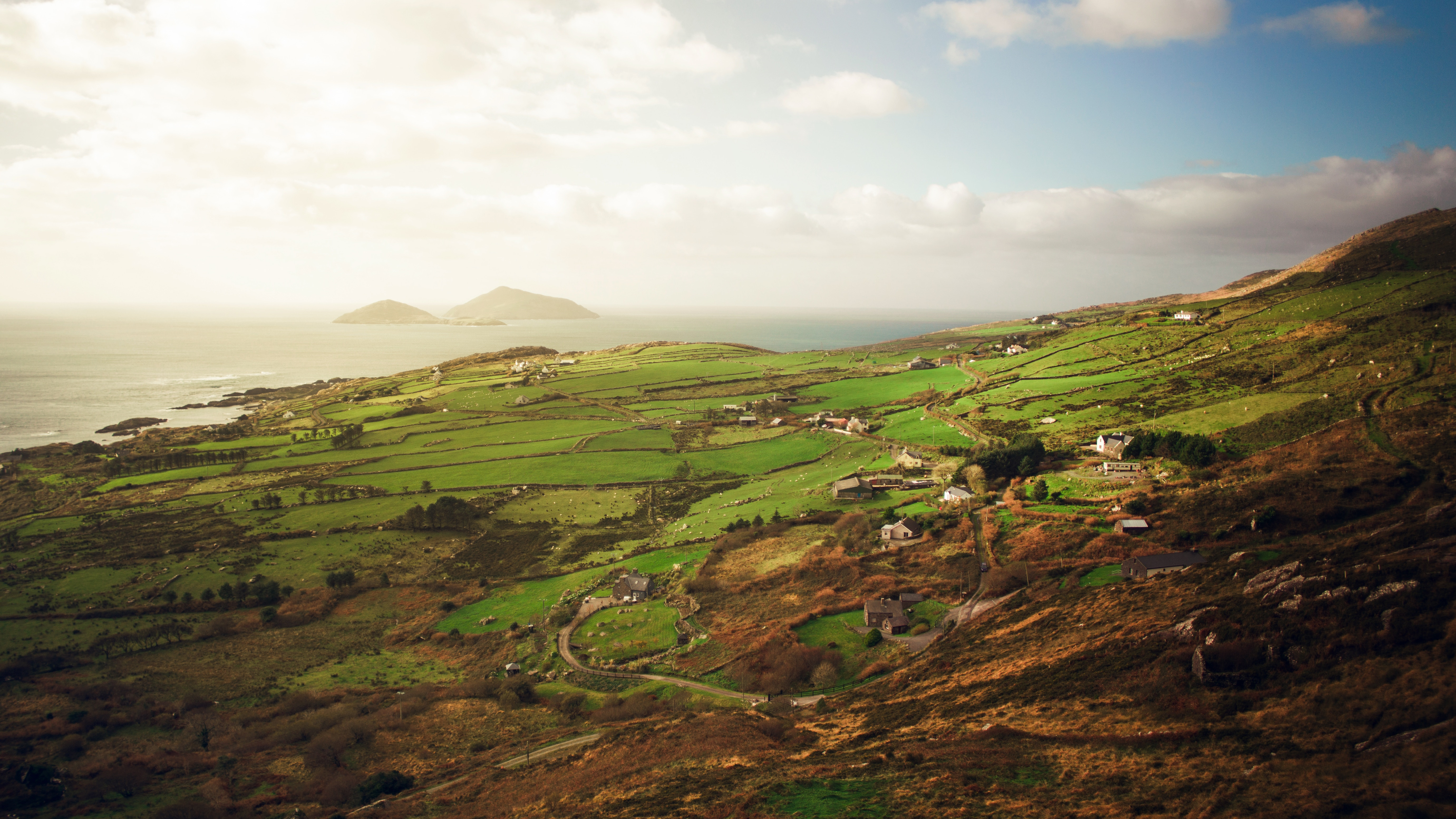 Image of the Irish countryside