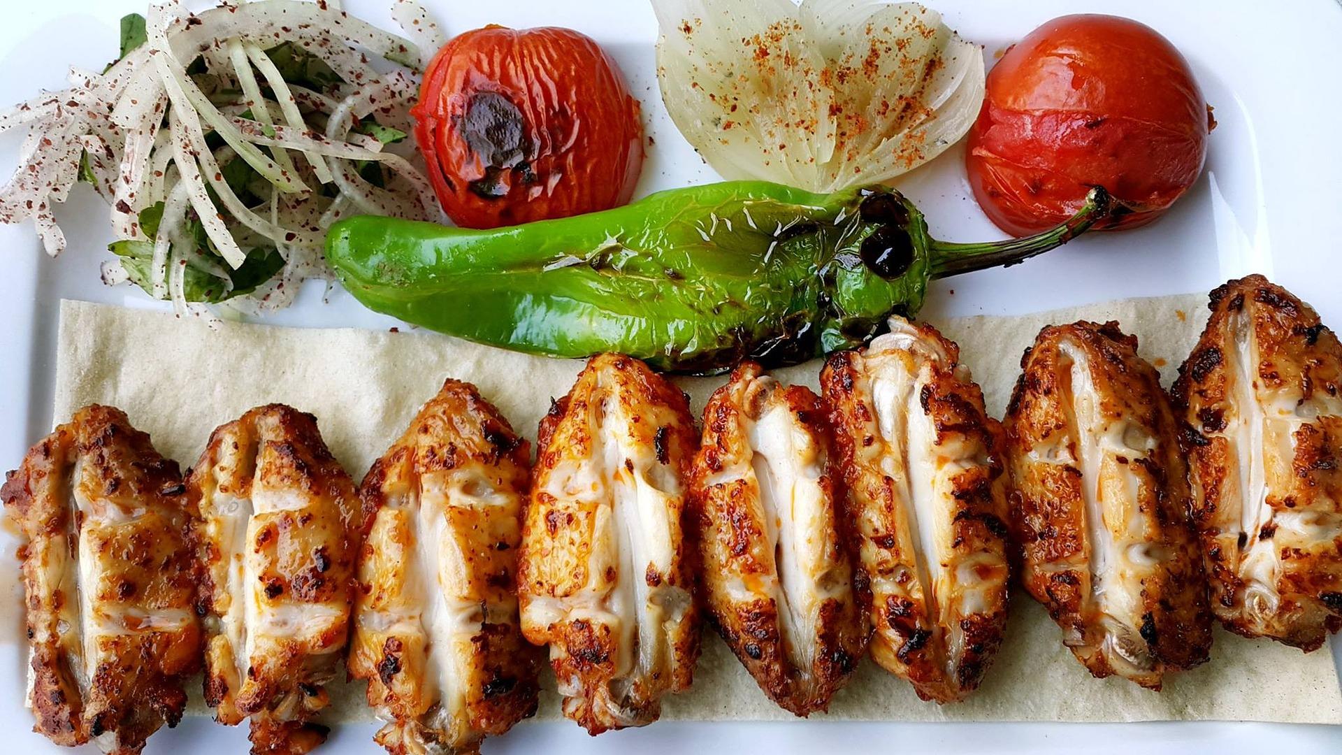An image of kebab wa kafta