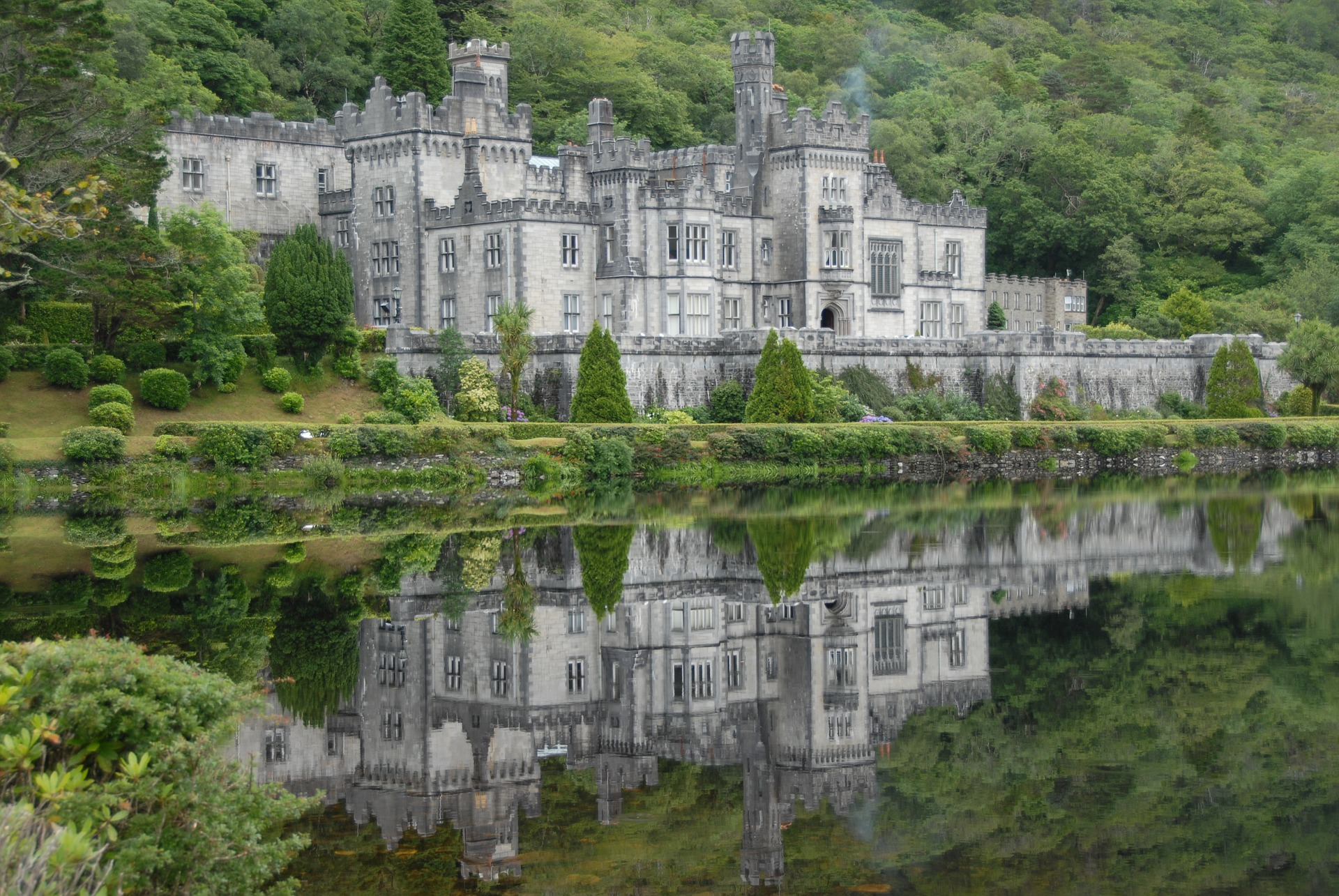 Image of Kylemore Abbey