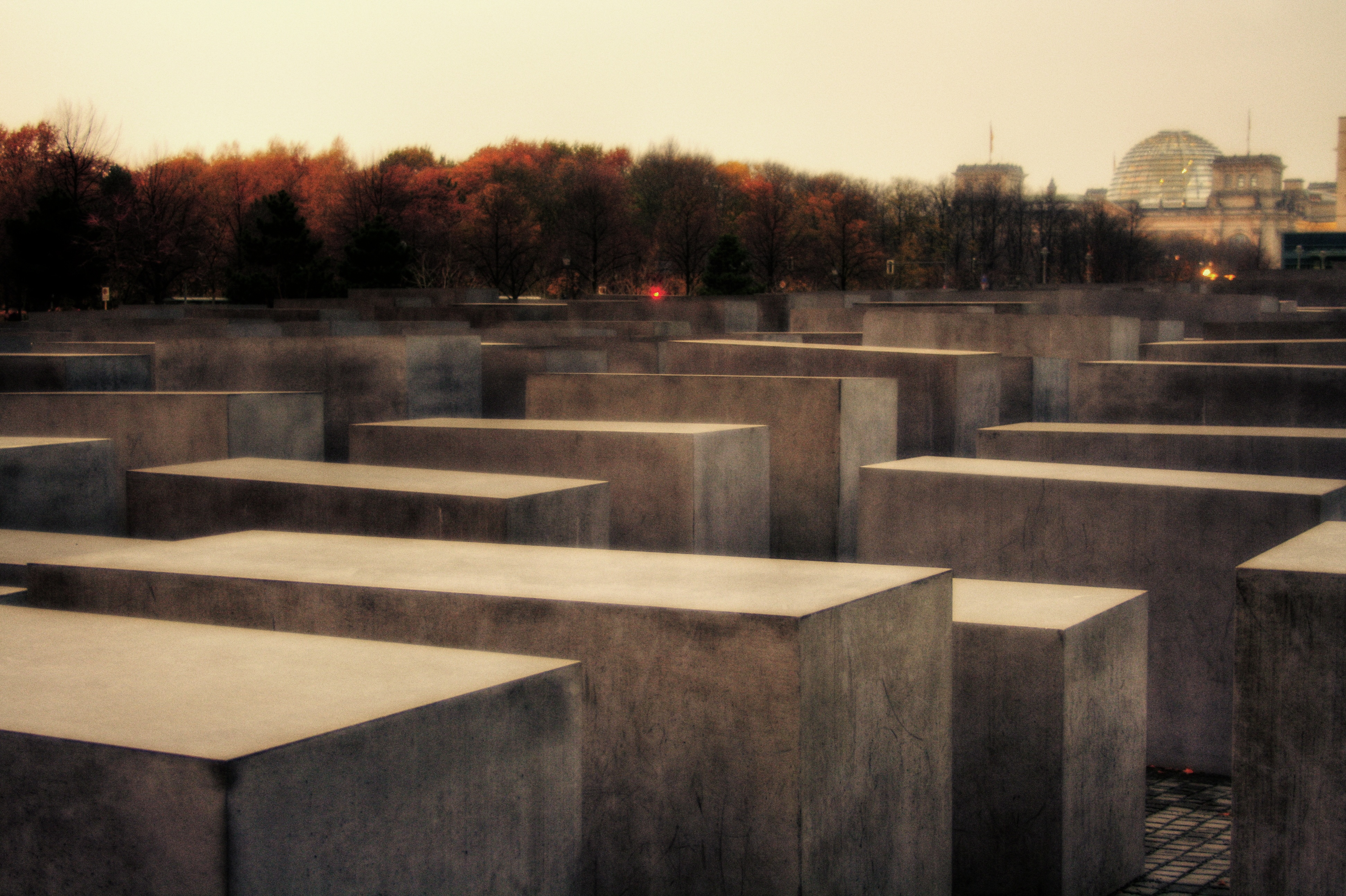 Image of the Memorial to Murdered Jews