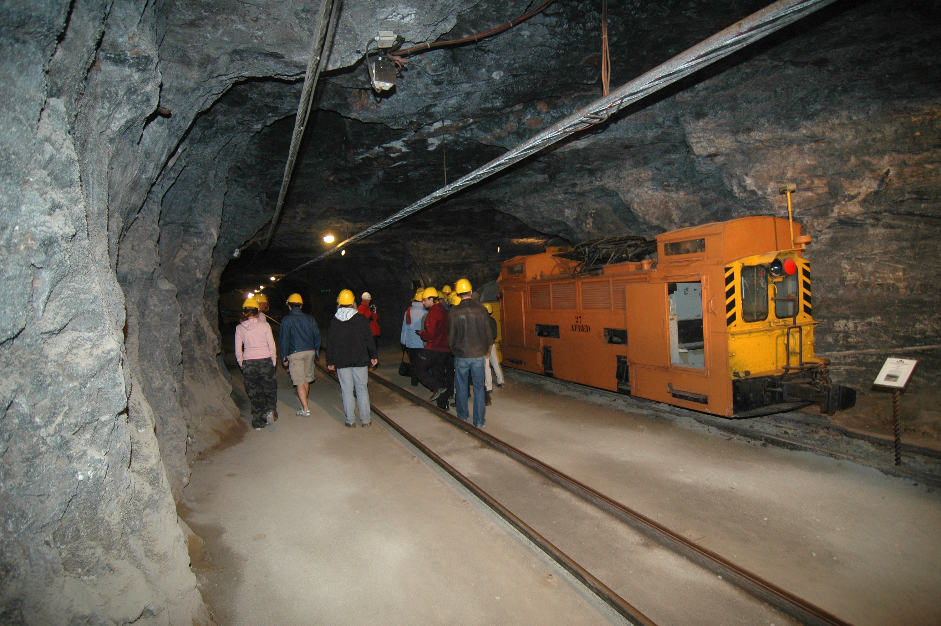 Image of the National Mining Museum of Luxembourg