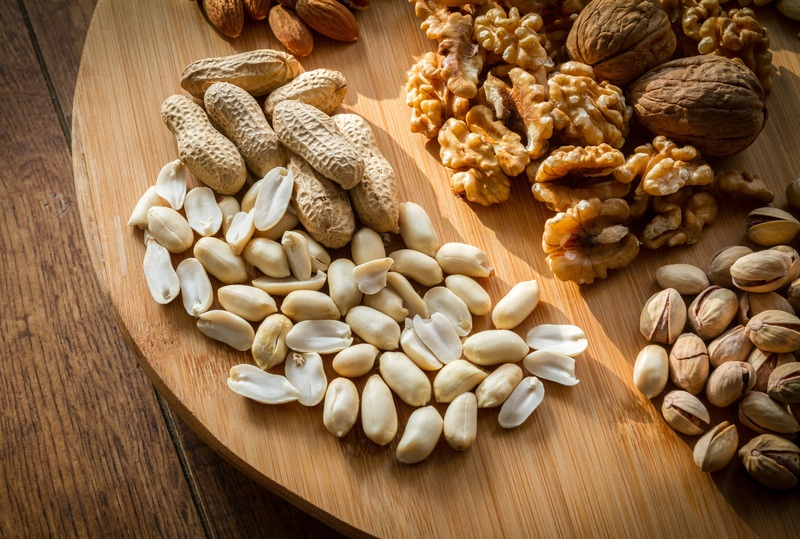 Image of Mixed Nuts