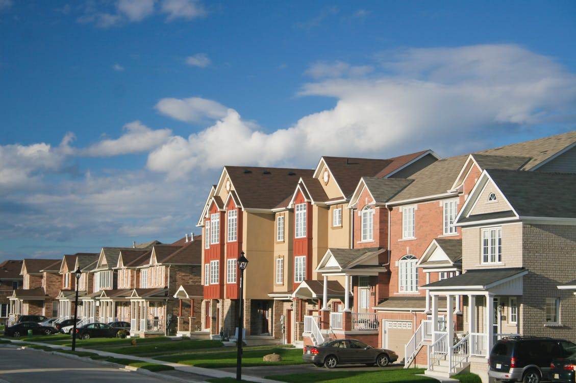 Image of a residential community