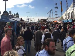 This is an image of Oktoberfest