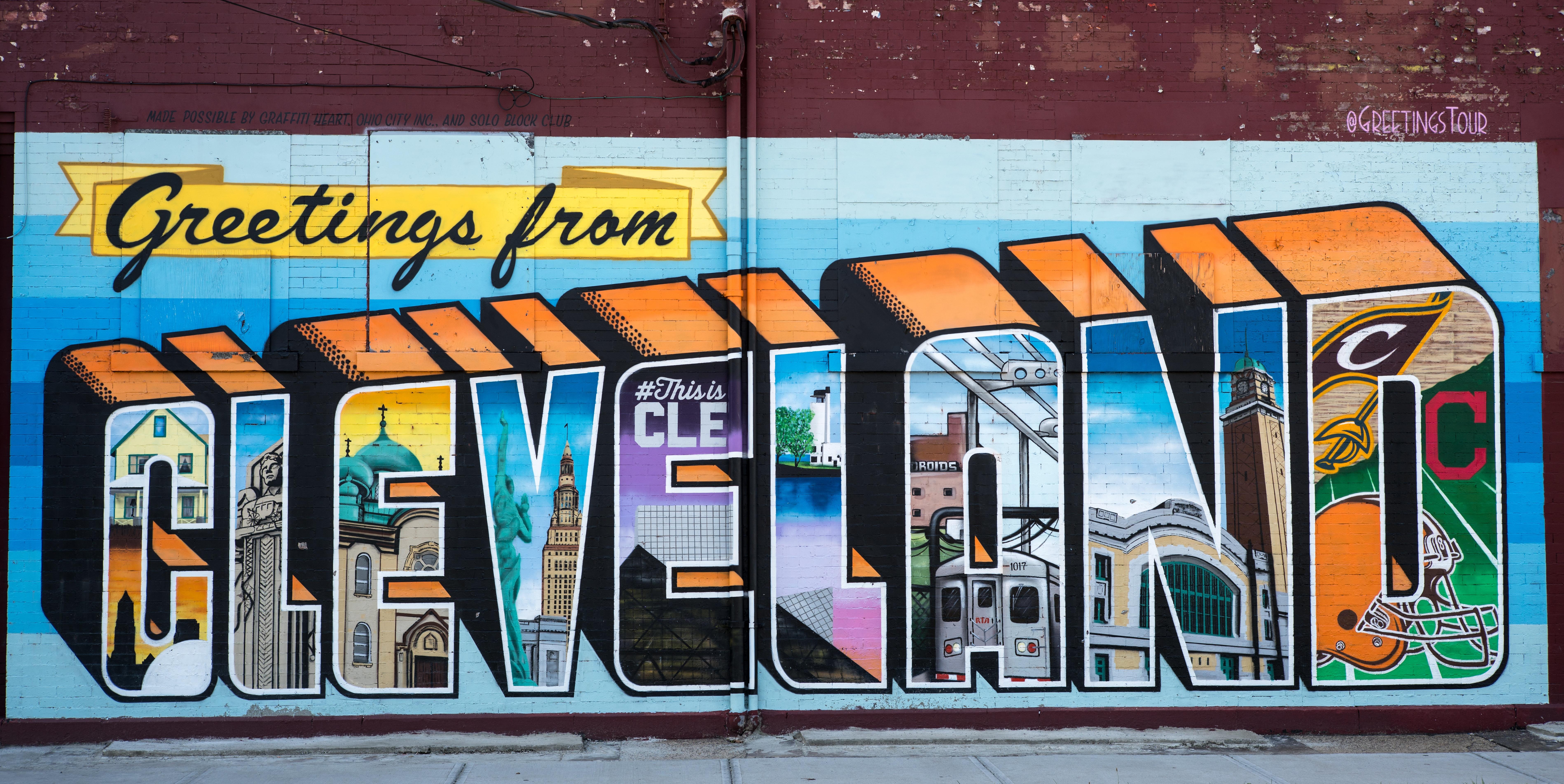 Image of Street Art in Ohio City