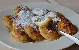Poffertjes - Food in the Netherlands