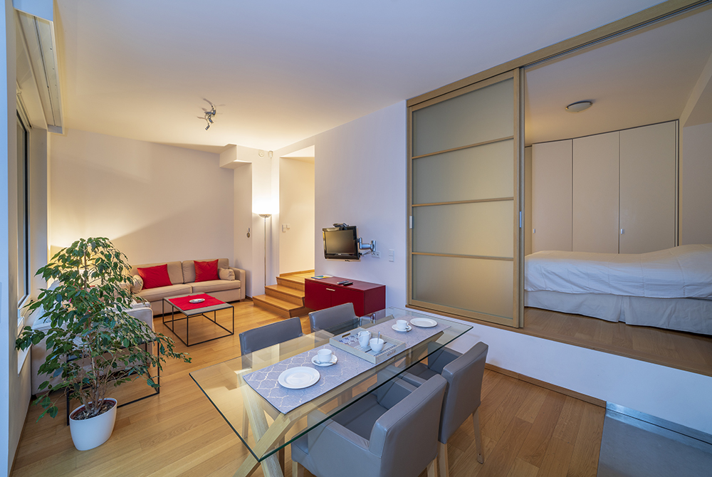 Image of the Rue Henri temporary housing apartment