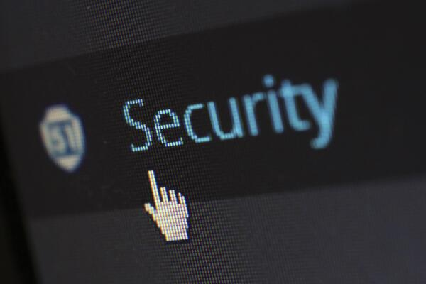 Image of data security
