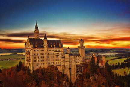 Image of Neuschwanstein Castle in Germany