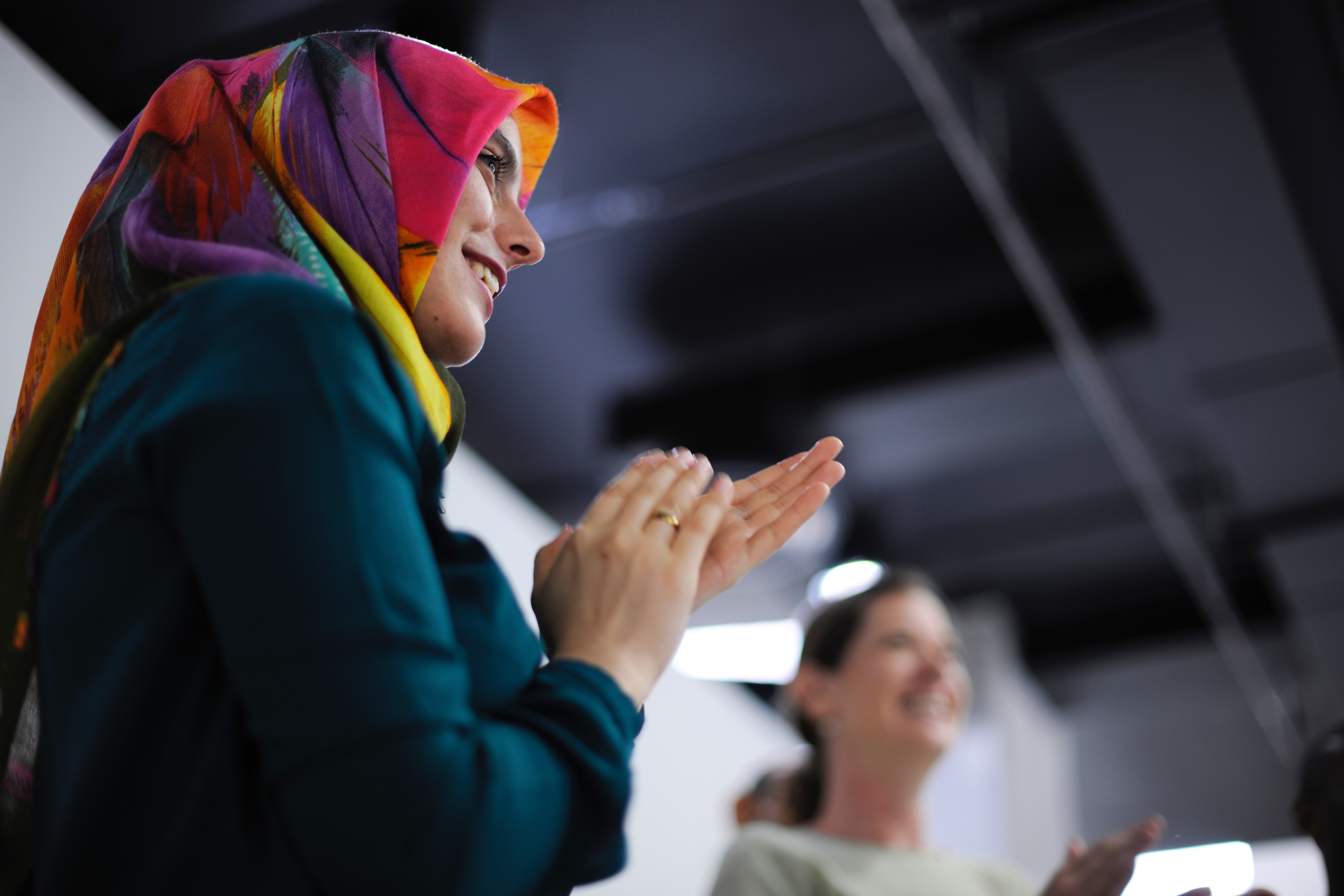 Image of a businesswoman in the UAE
