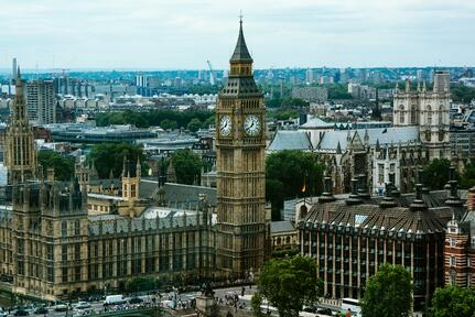 Image of Big Ben in London