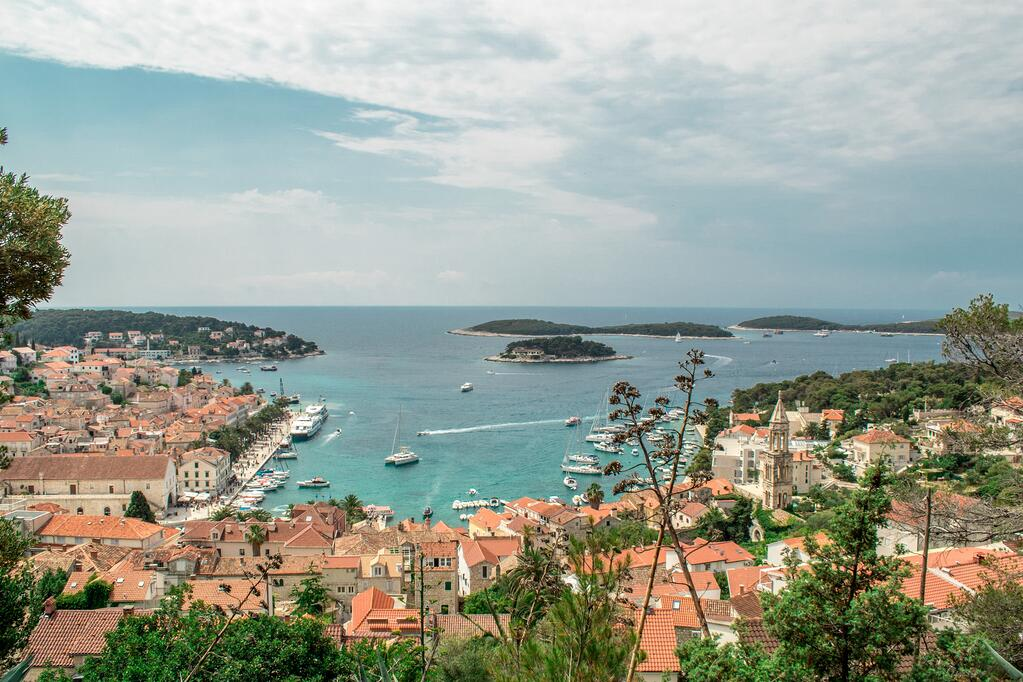 Image of Hvar in Croatia