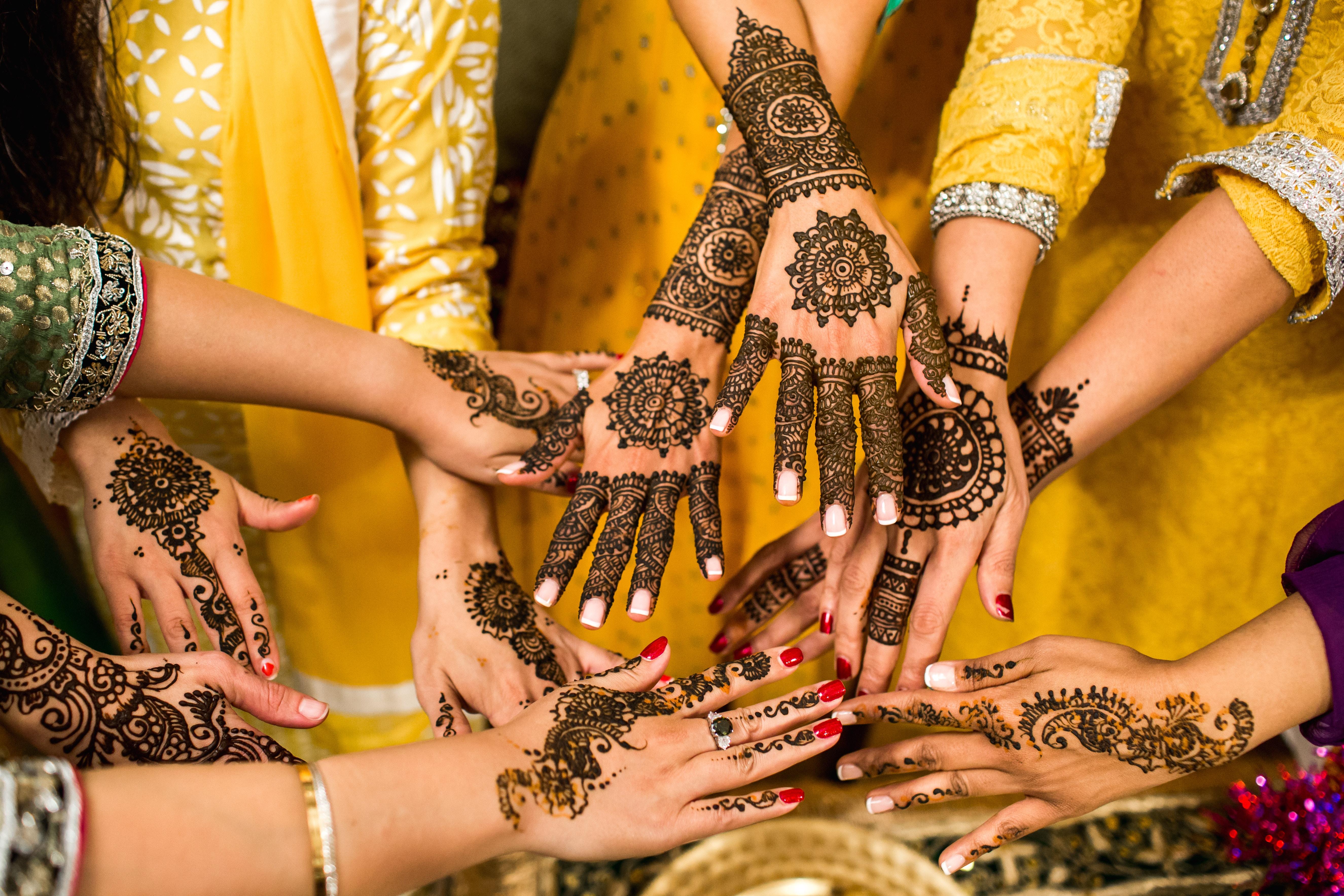 Image of Diwali henna