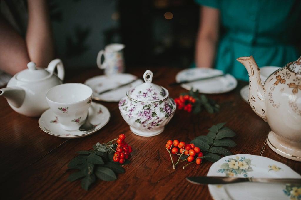 Image of high tea