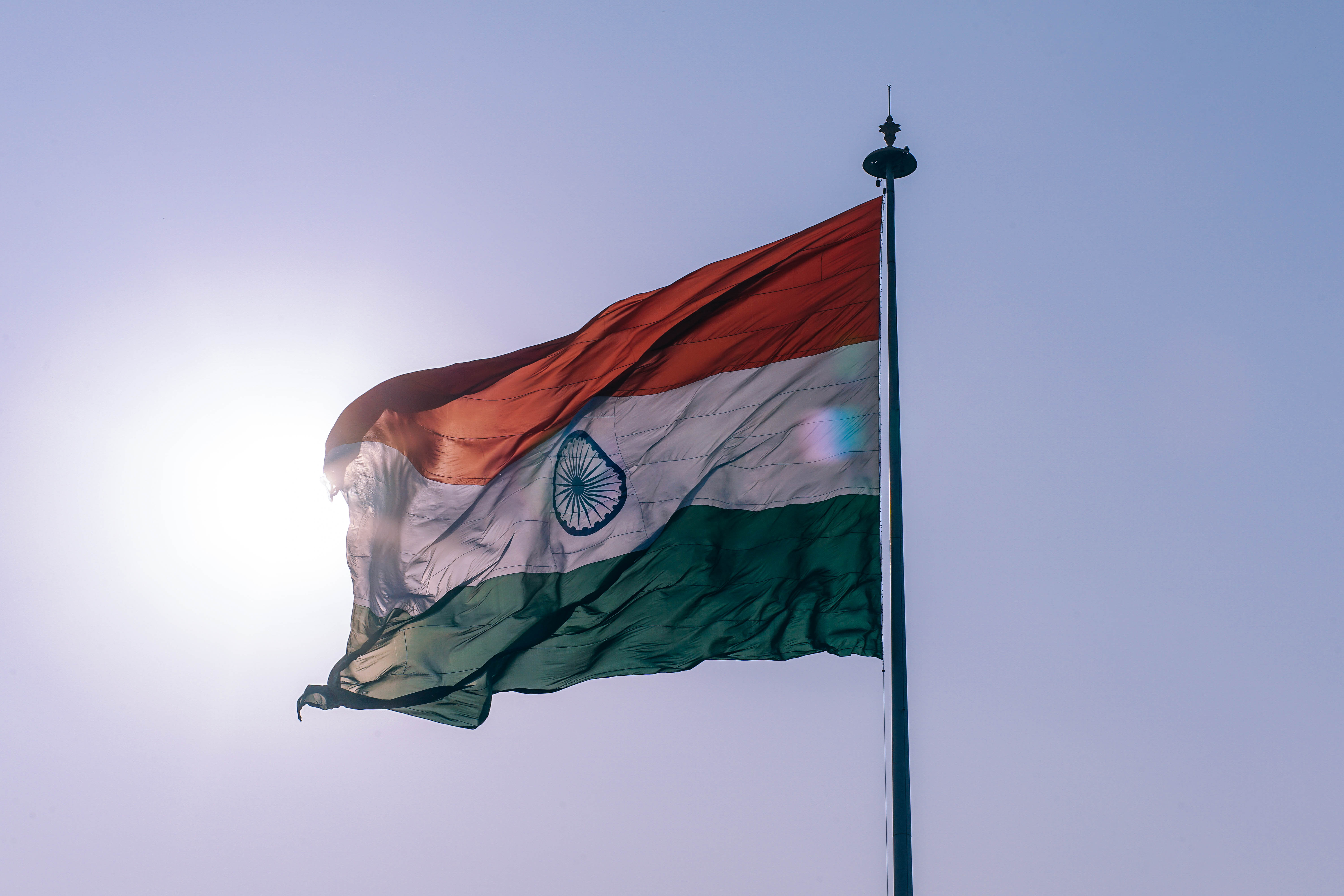 Image of the flag of India