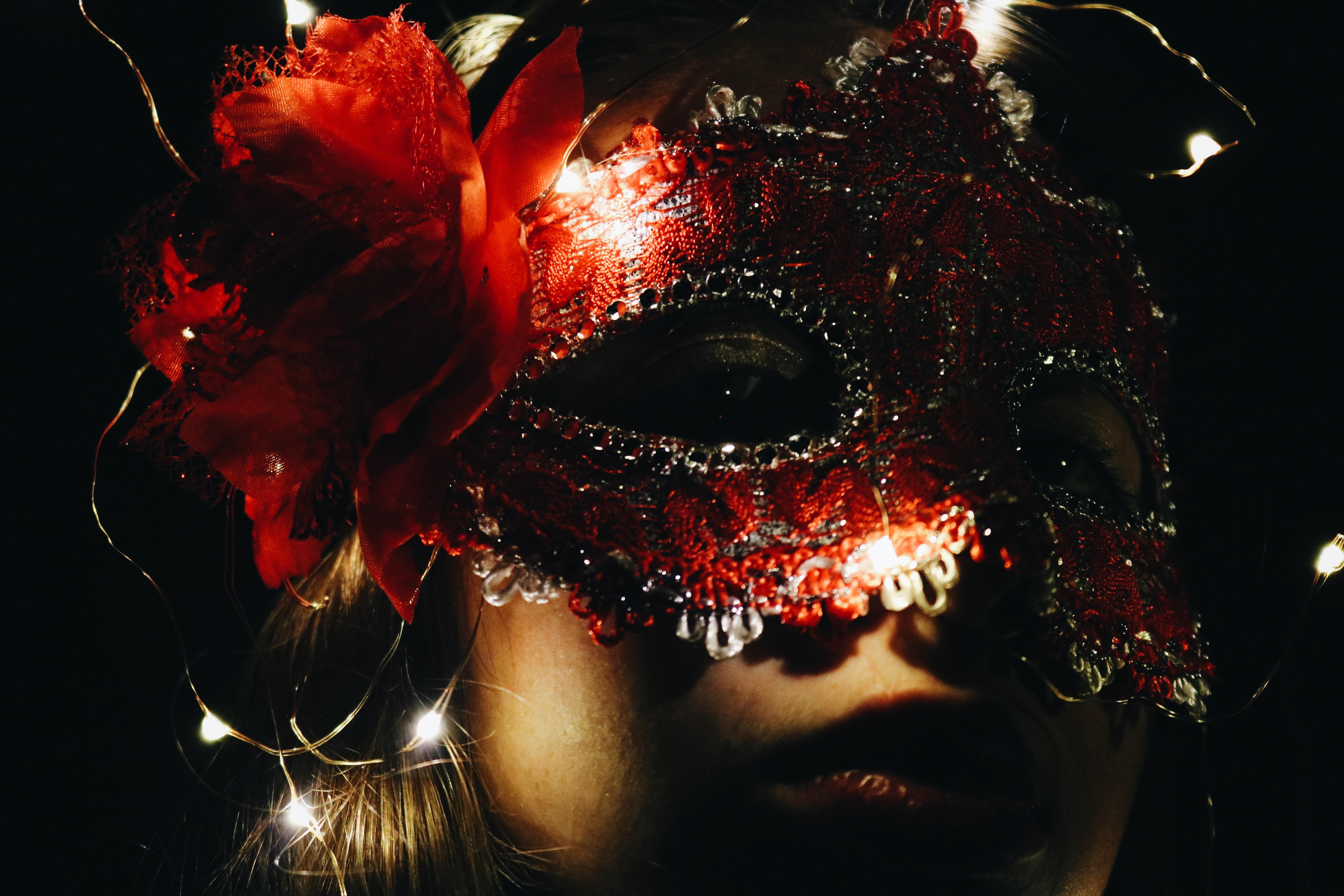 Image of Carnival mask