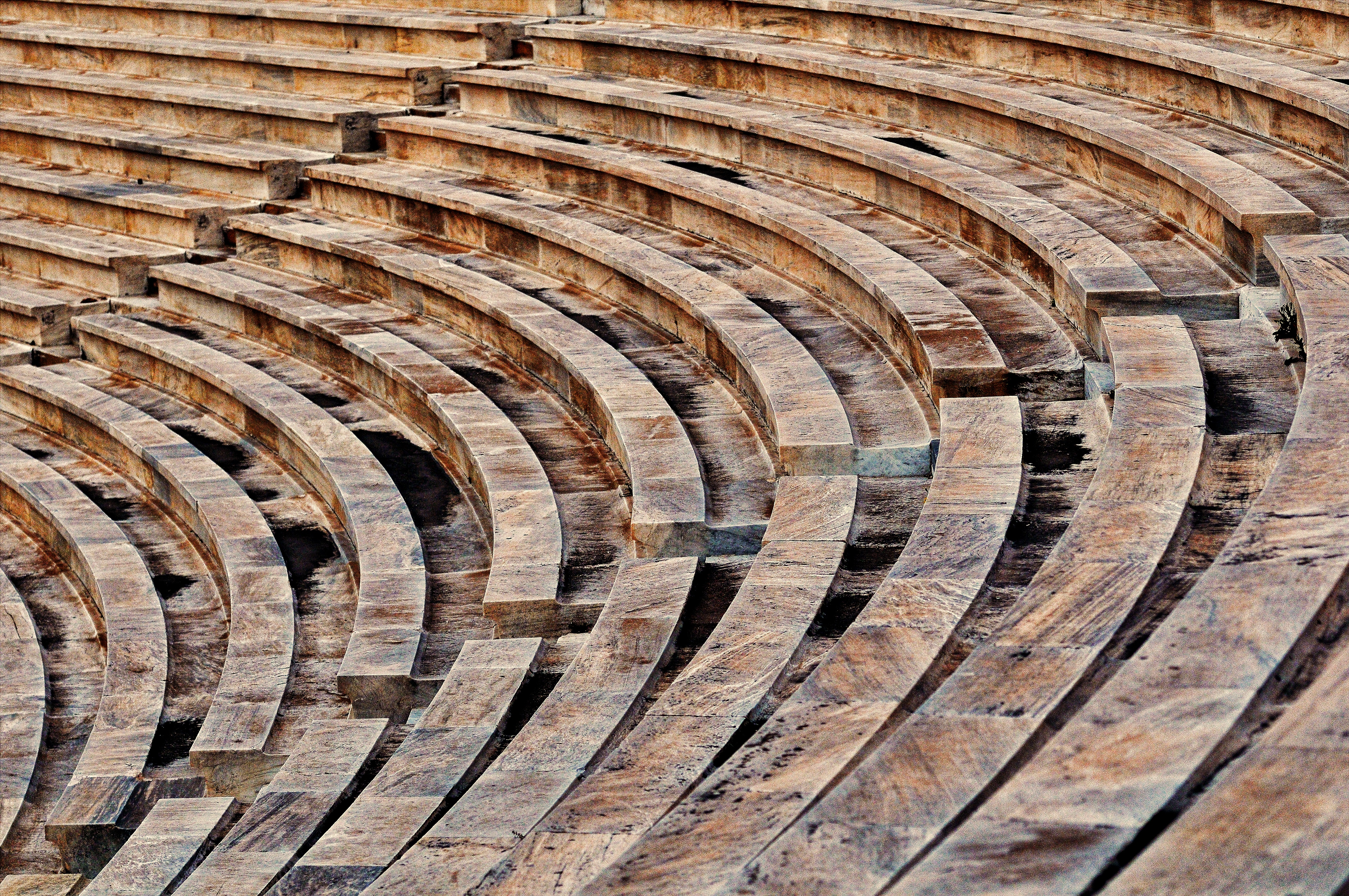 Image of an ancient Olympic Stadium