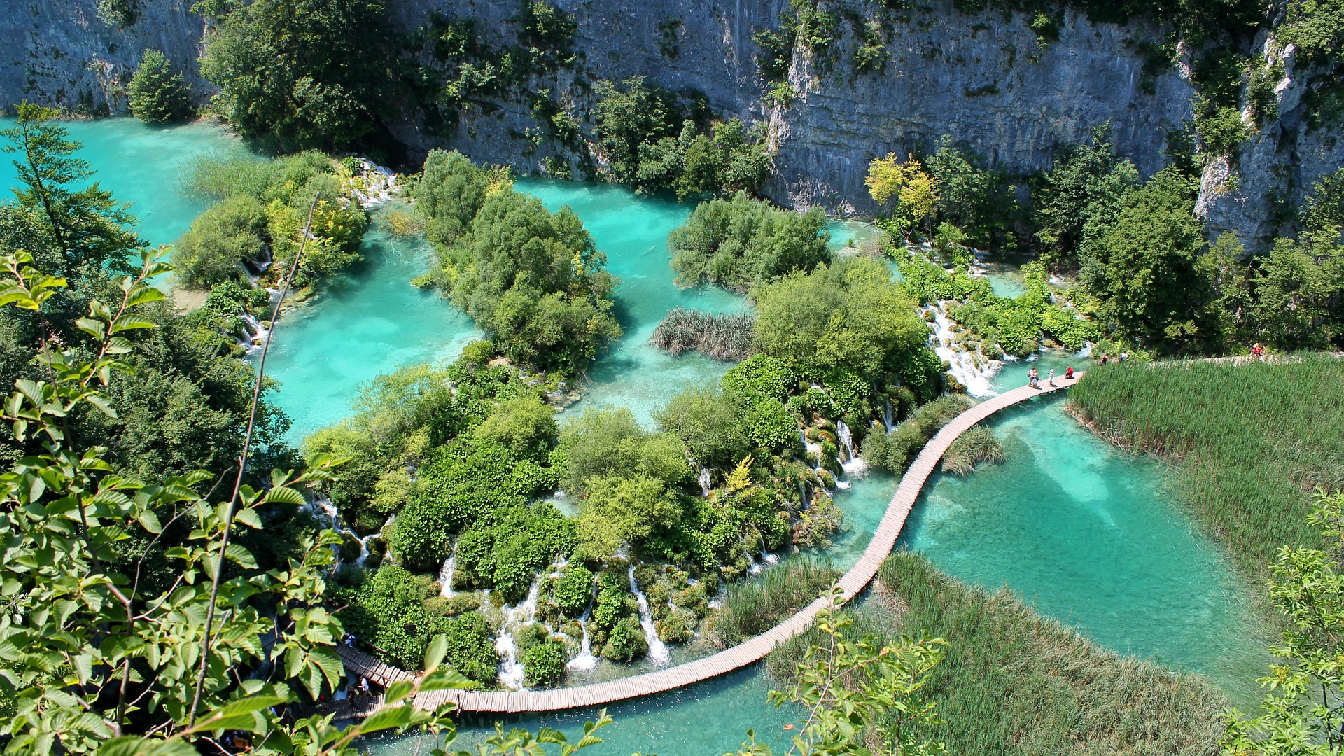 Image of Plitvice Lakes National Park