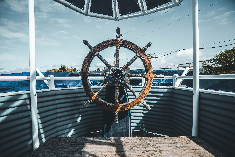 Image of ship navigation tools