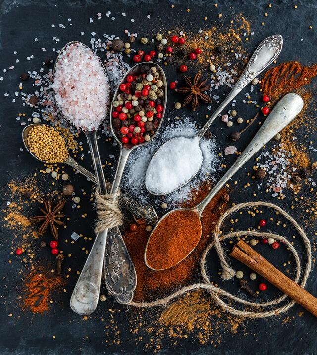 Image of spices