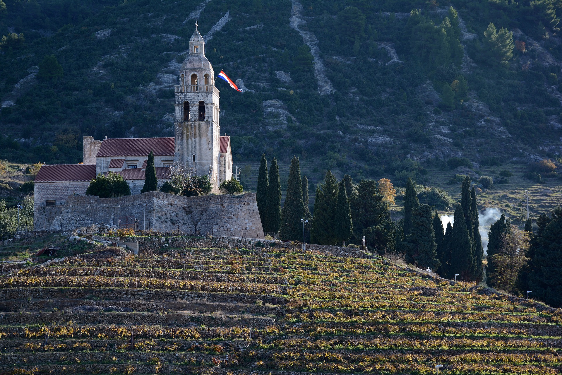 Image of Vis, Croatia