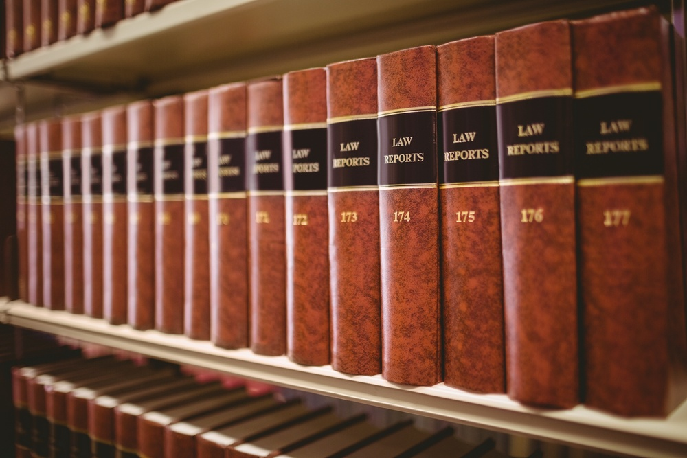Close up of a lot of law reports in library.jpeg