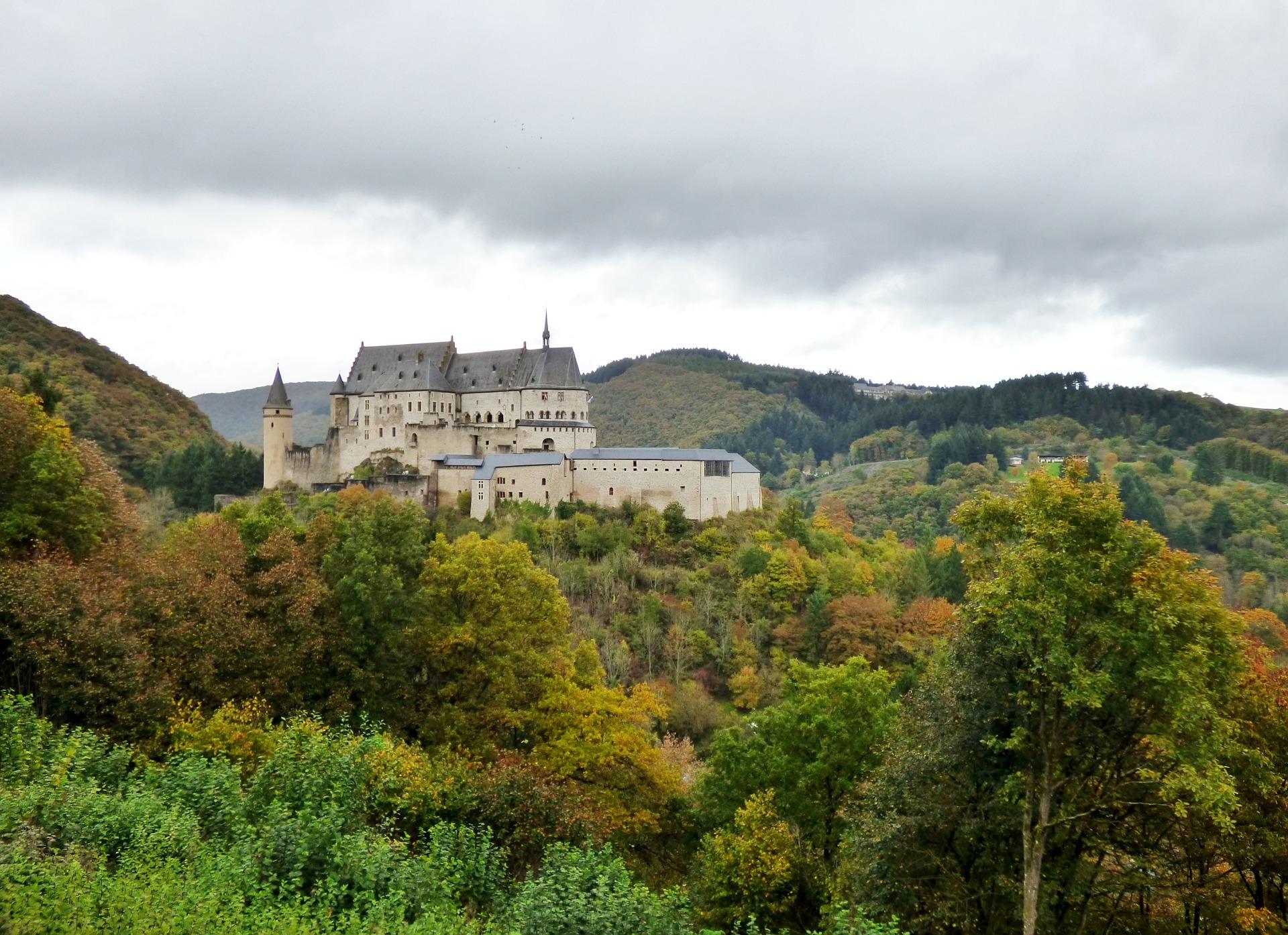 Image of the Vianden Castle