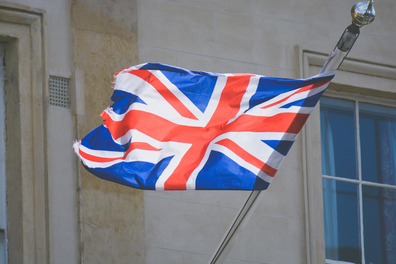 Image of the United Kingdom's flag