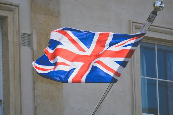 Image of the United Kingdom's flag