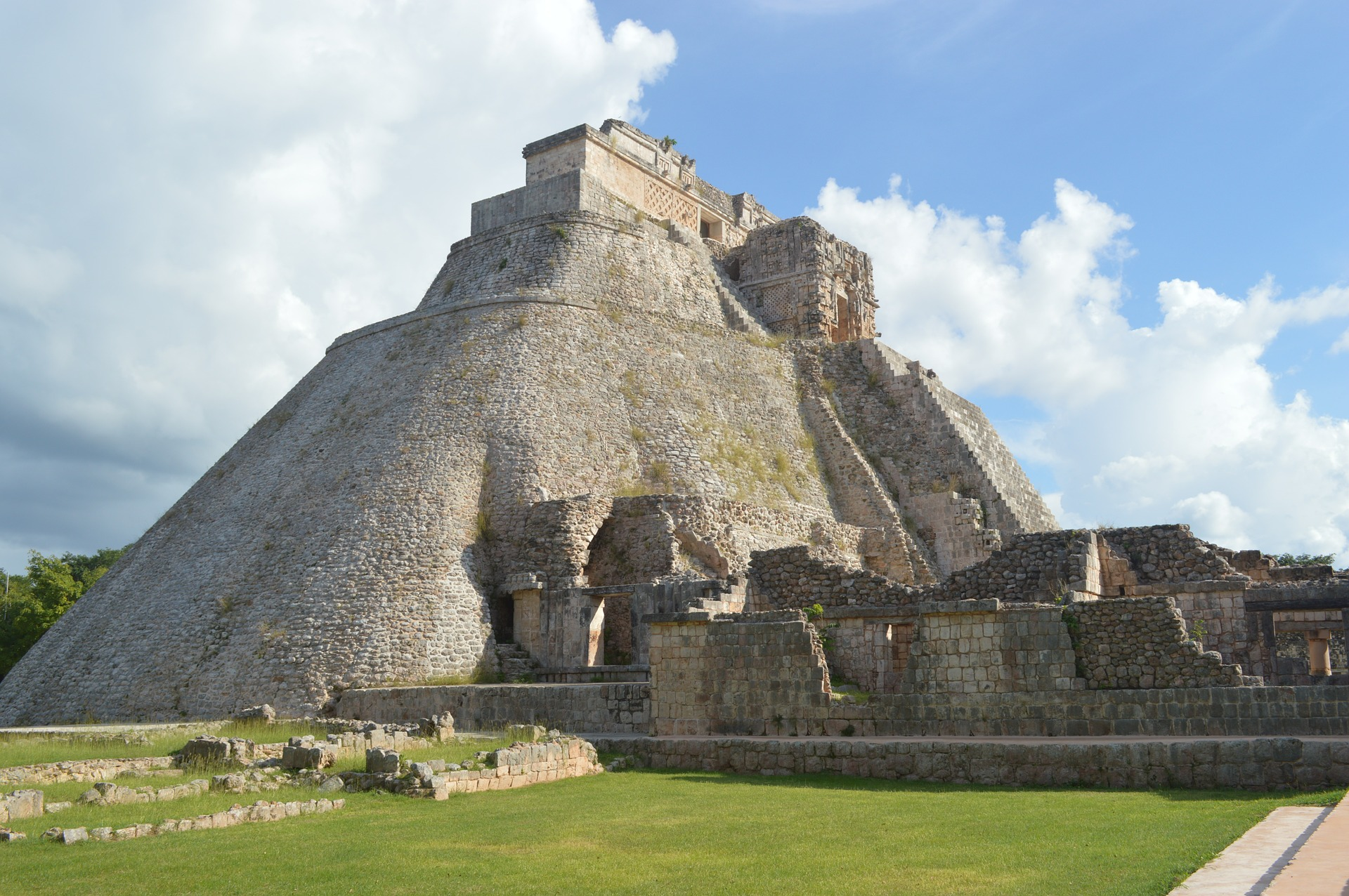 Image of Uxmal