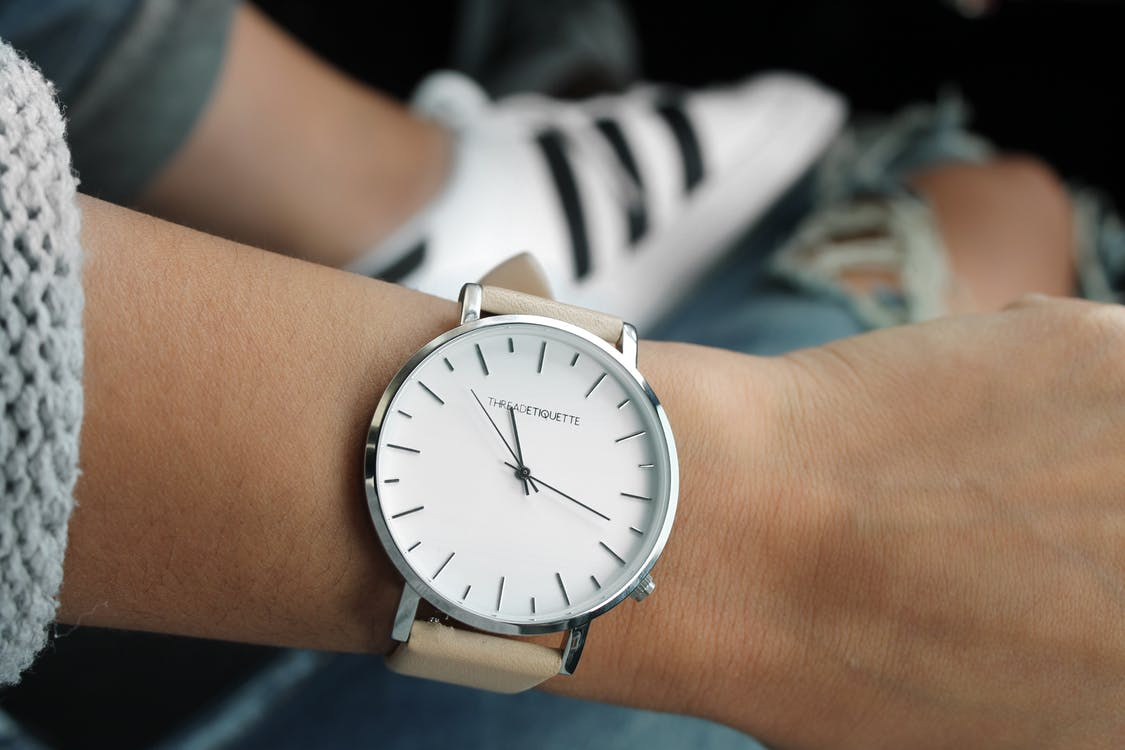Image of a watch