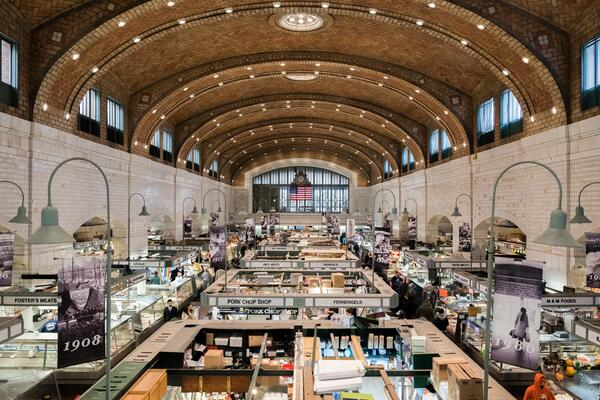 Image of the West Side Market