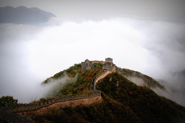 Image of the Great Wall of China