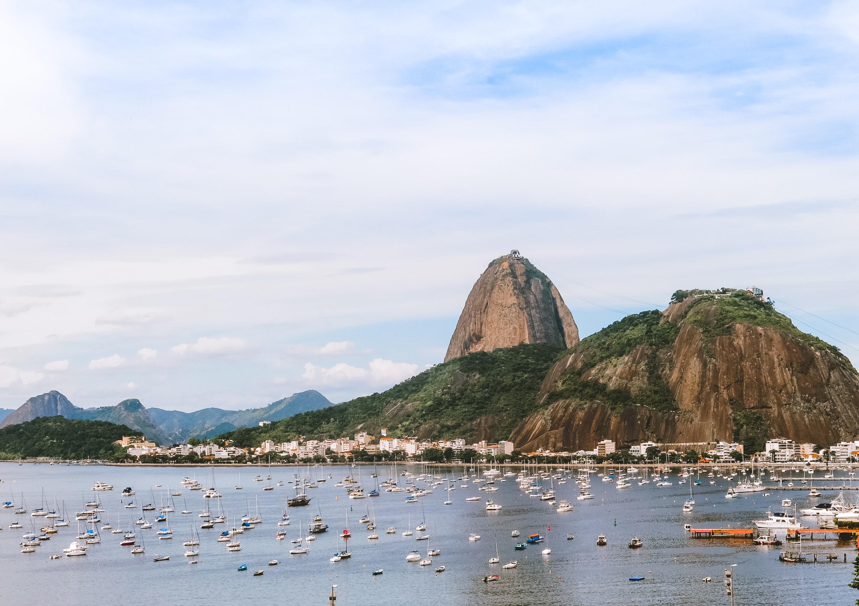 Image of Brazil Bay Beach