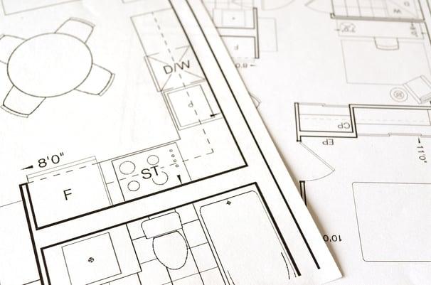 Image of a custom floor plan