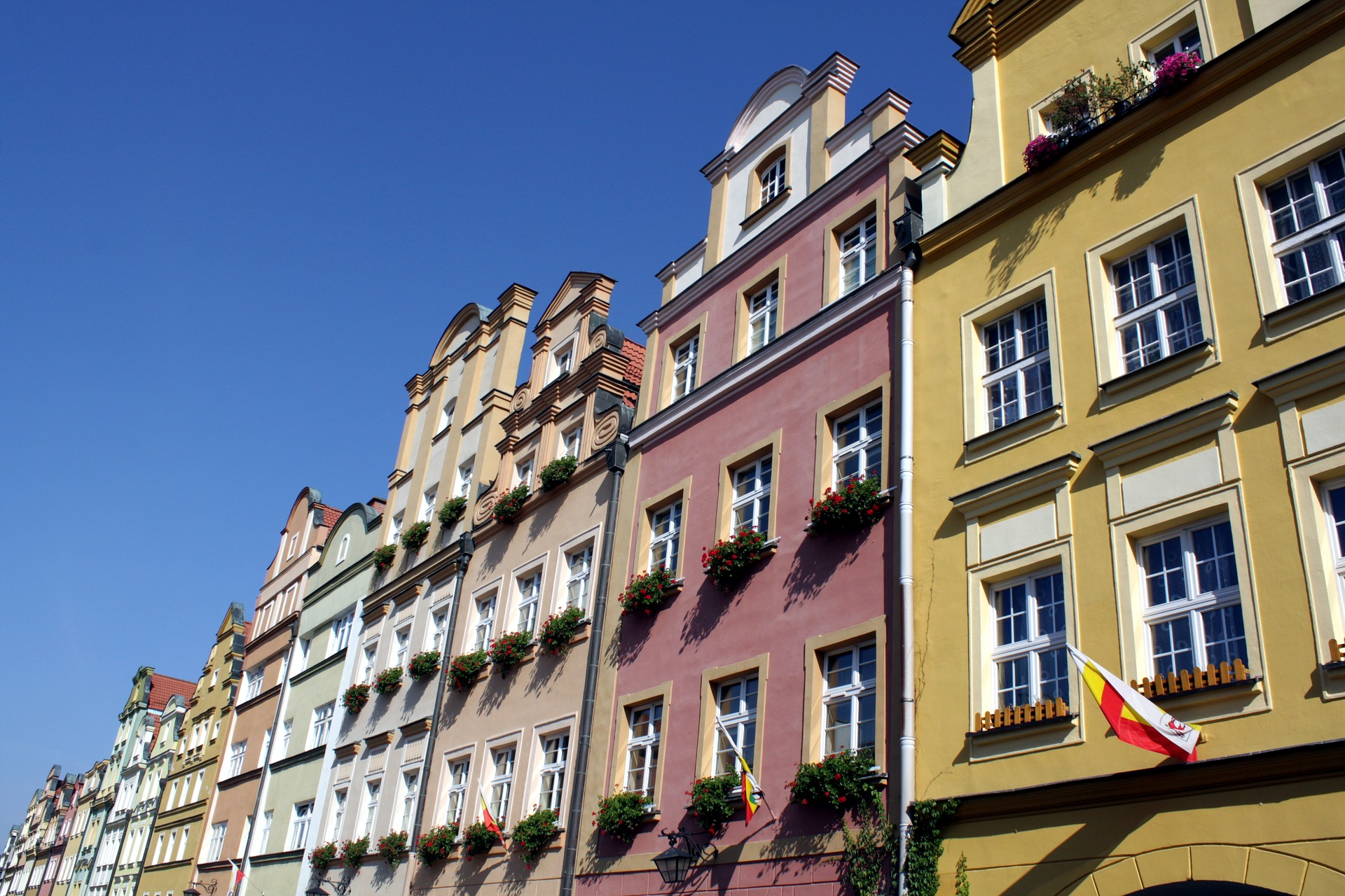 Image of potential corporate housing options in Poland