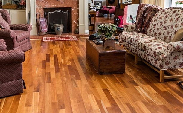 Image of wood floors